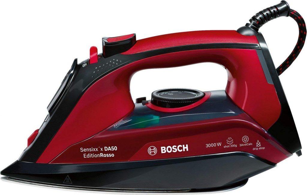 Plancha Bosch TDA503001P Sensixx'x DA50, a vapor, comprar, barato