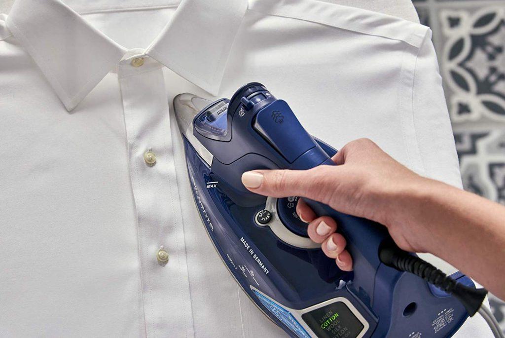 Plancha Rowenta Steamforce DW9240D1, potente, barata, al mejor precio, para muchas personas, familias