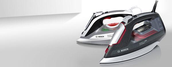 comparativa de plancha de vapor Bosch